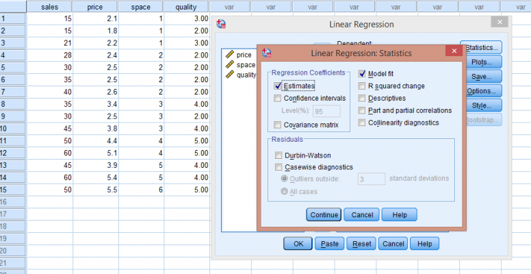 stepwise-in-SPSS-Linear-regression-statistics