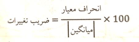 Coefficient-of-variation-formula