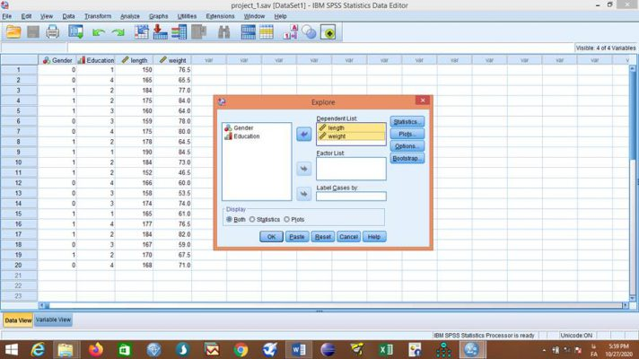 Dependent-List-in-spss